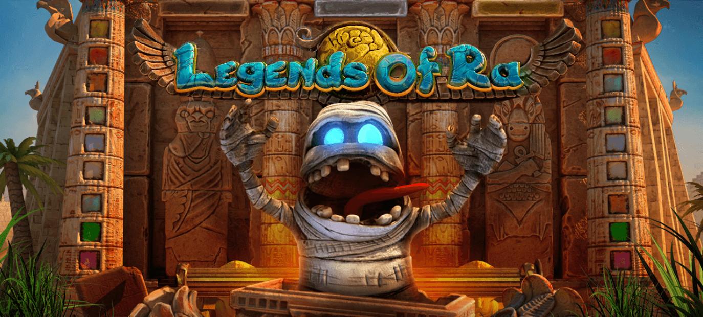 Legends of Ra slot