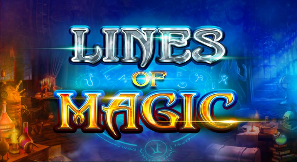 Lines of Magic slot
