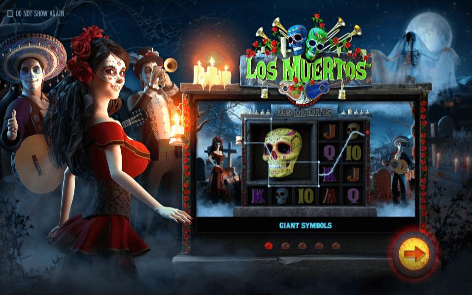Los Muertos slot