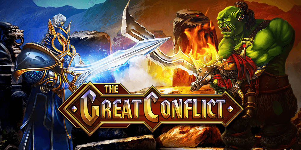 The Great Conflict slot