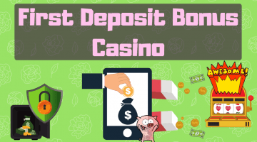first deposit bonus casino