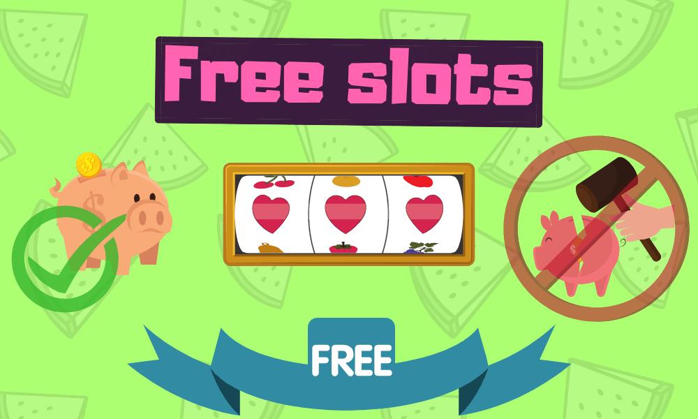 Free Slot Games No Deposit