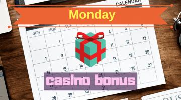 monday casino bonus