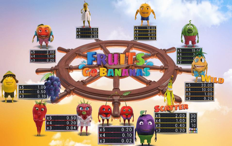 Spiele Going Bananas - Video Slots Online