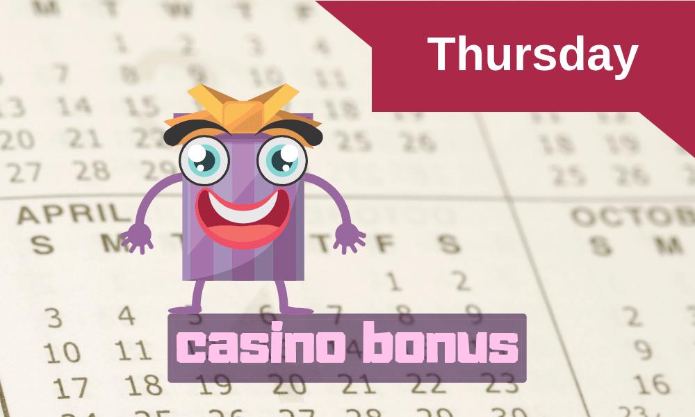 thursday casino bonus