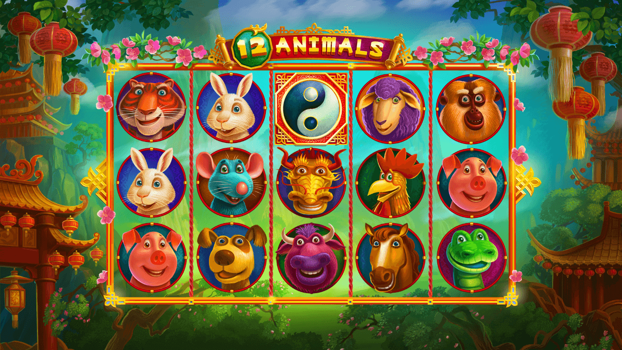 12 Animals slot