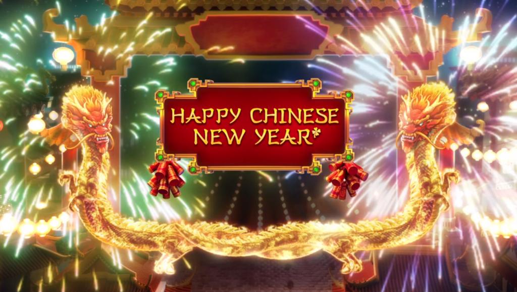 Happy Chinese New Year slot