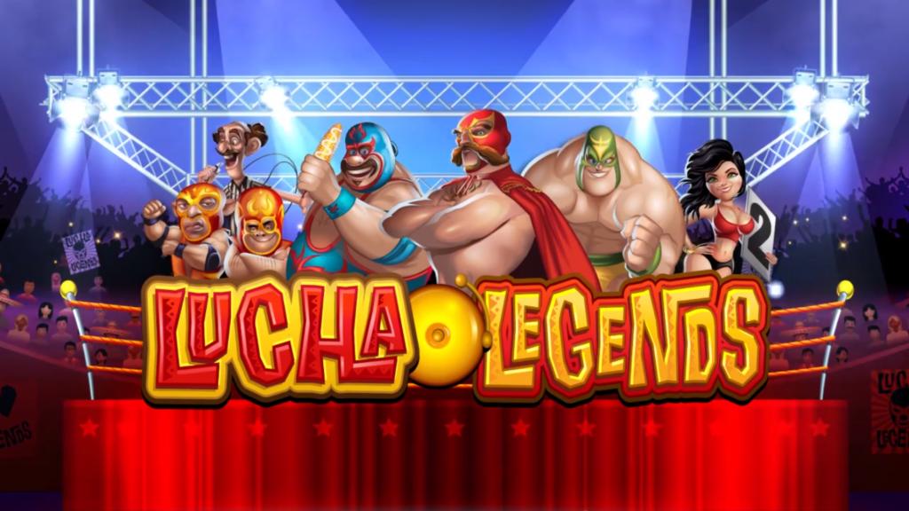 Lucha Legends slot