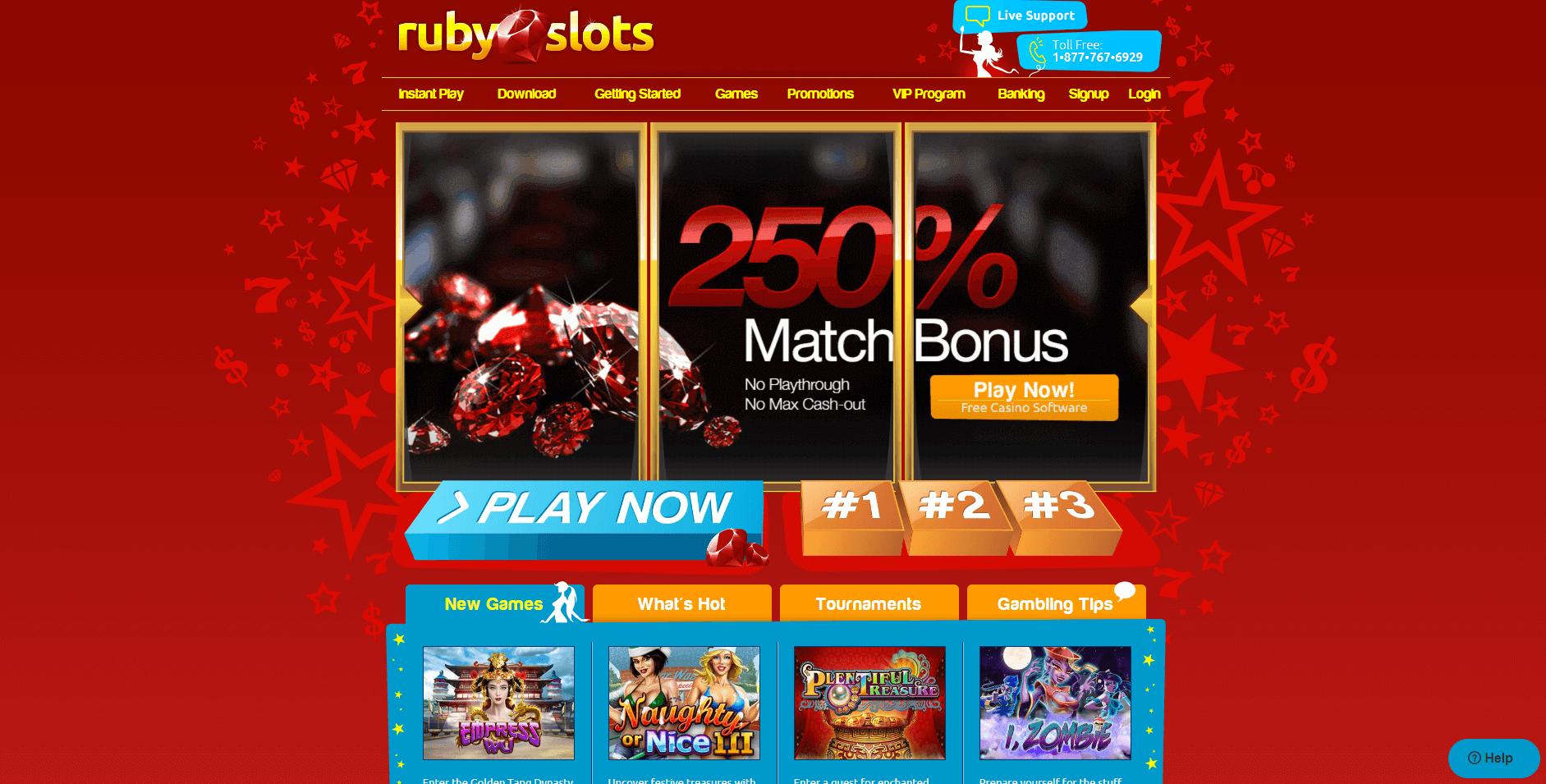 Www Rubyslotscasino