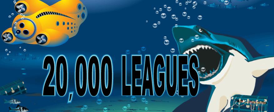 20000 Leagues slot
