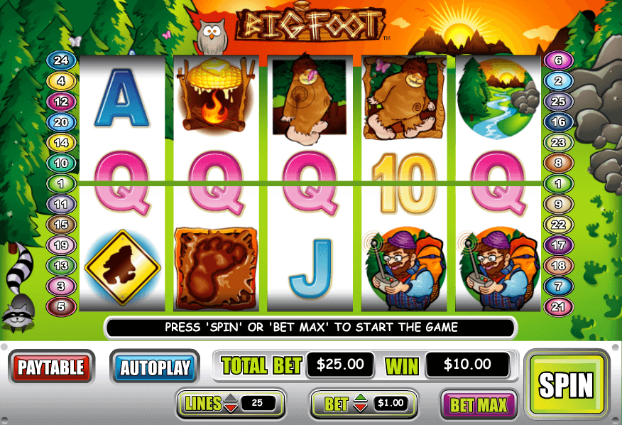 Play Slots For Free With Bonuses