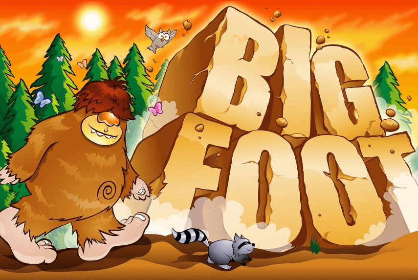 Bigfoot slot