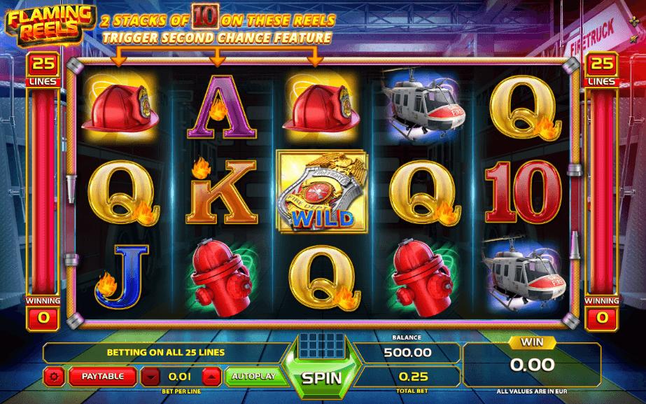 Reel Slots Free Games