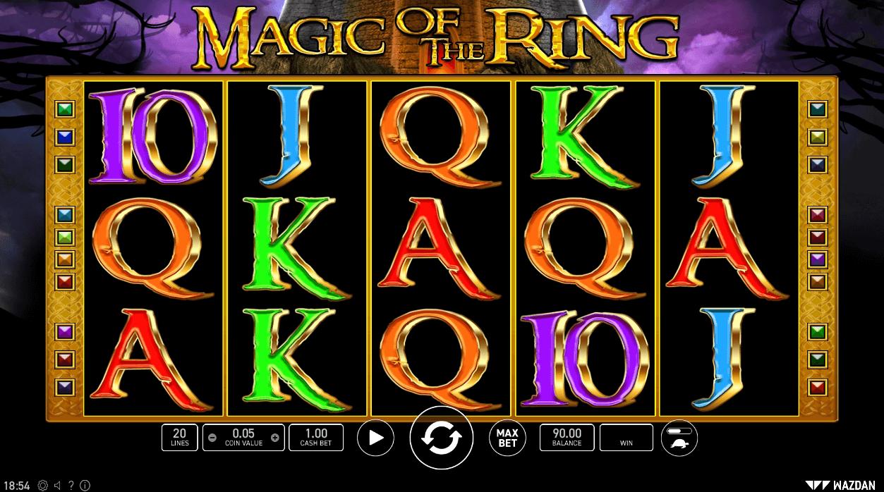 Spiele WizardS Ring - Video Slots Online