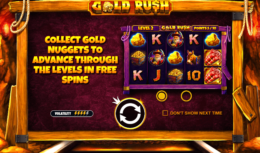 Spiele Gold Rush - Video Slots Online