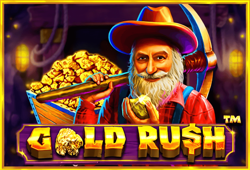 Gold Rush slot 200 Free Spins welcome bonus