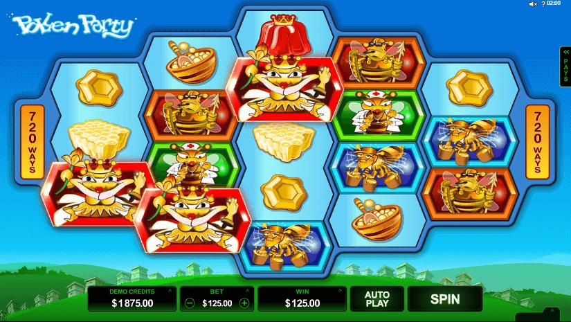 Spiele Pollen Party - Video Slots Online