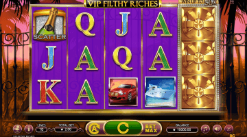 Spiele VIP Filthy Riches - Video Slots Online