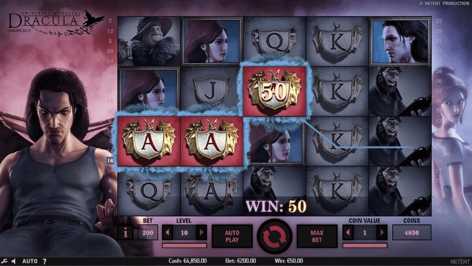 Dracula slot: Play with 200 Free Spins Bonus! - YummySpins