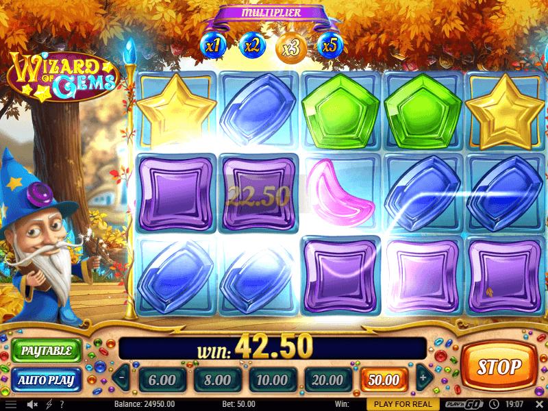 Spiele Wizard Of Gems - Video Slots Online