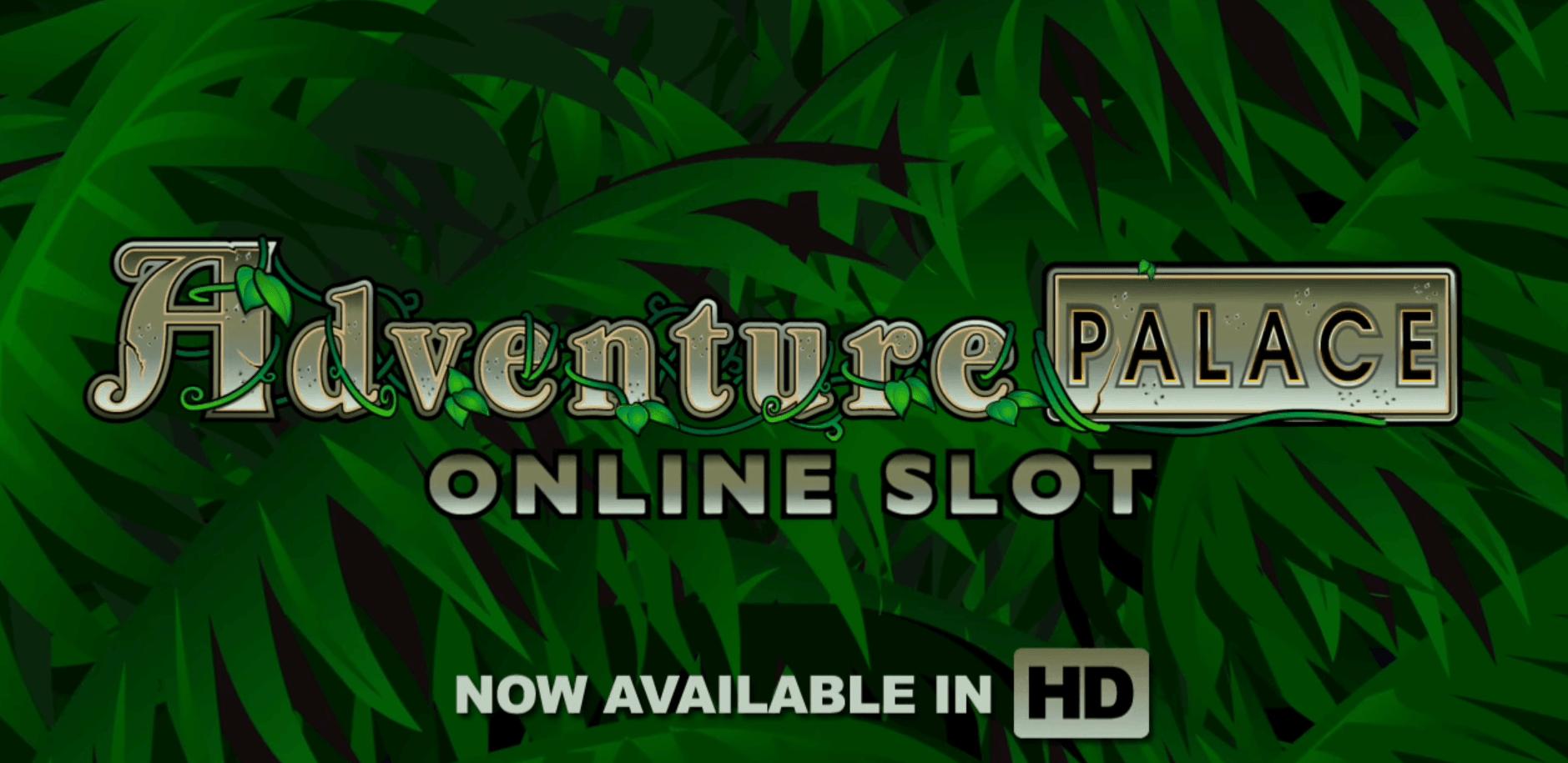 Adventure Palace Hd slot