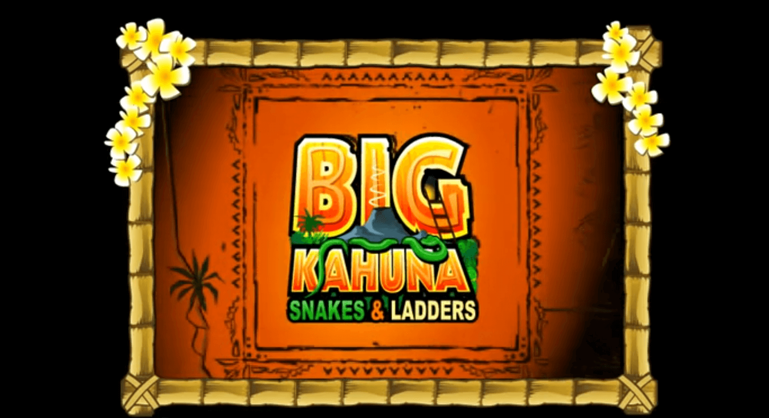 Big Kahuna - Snakes & Ladders slot