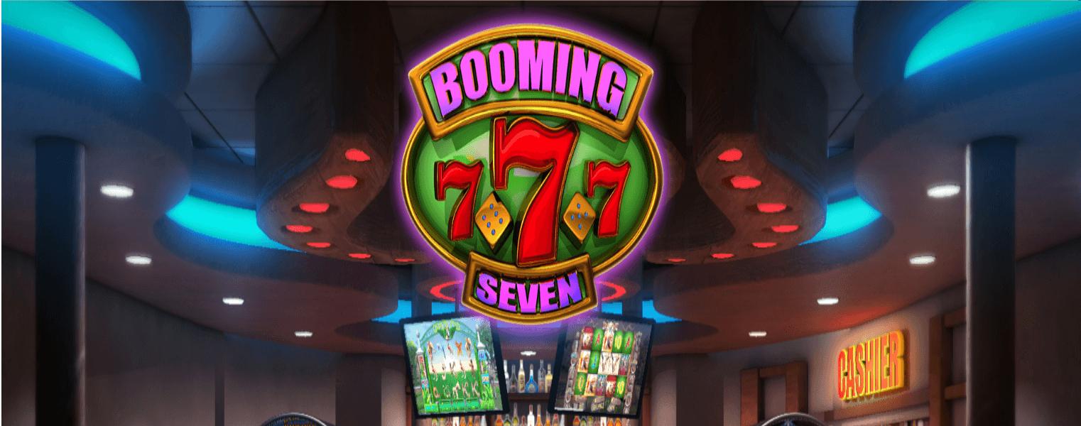 Booming Seven slot