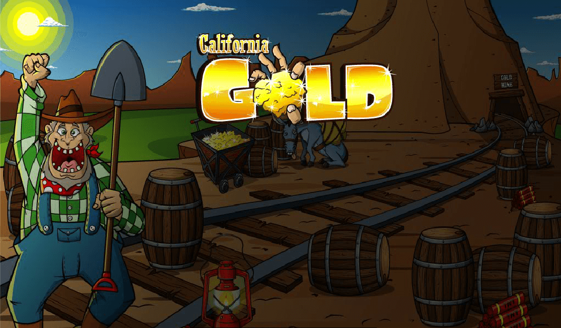California Gold slot