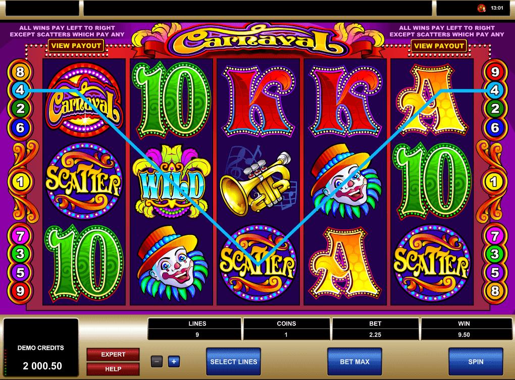 Hot shot slot machine