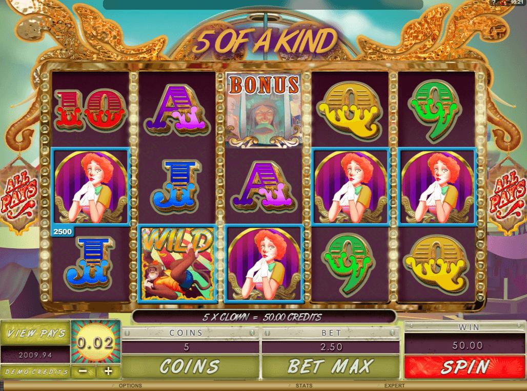 Slots Royale Game