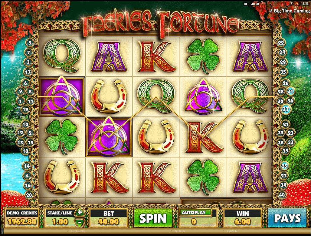 Fortune Slot Games