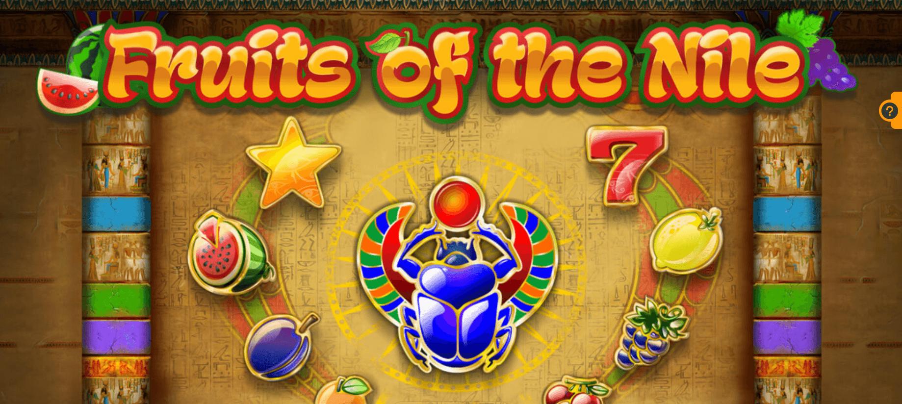 Fruits Of The Nile slot
