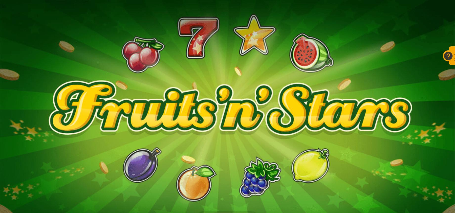 Fruits'n'stars slot