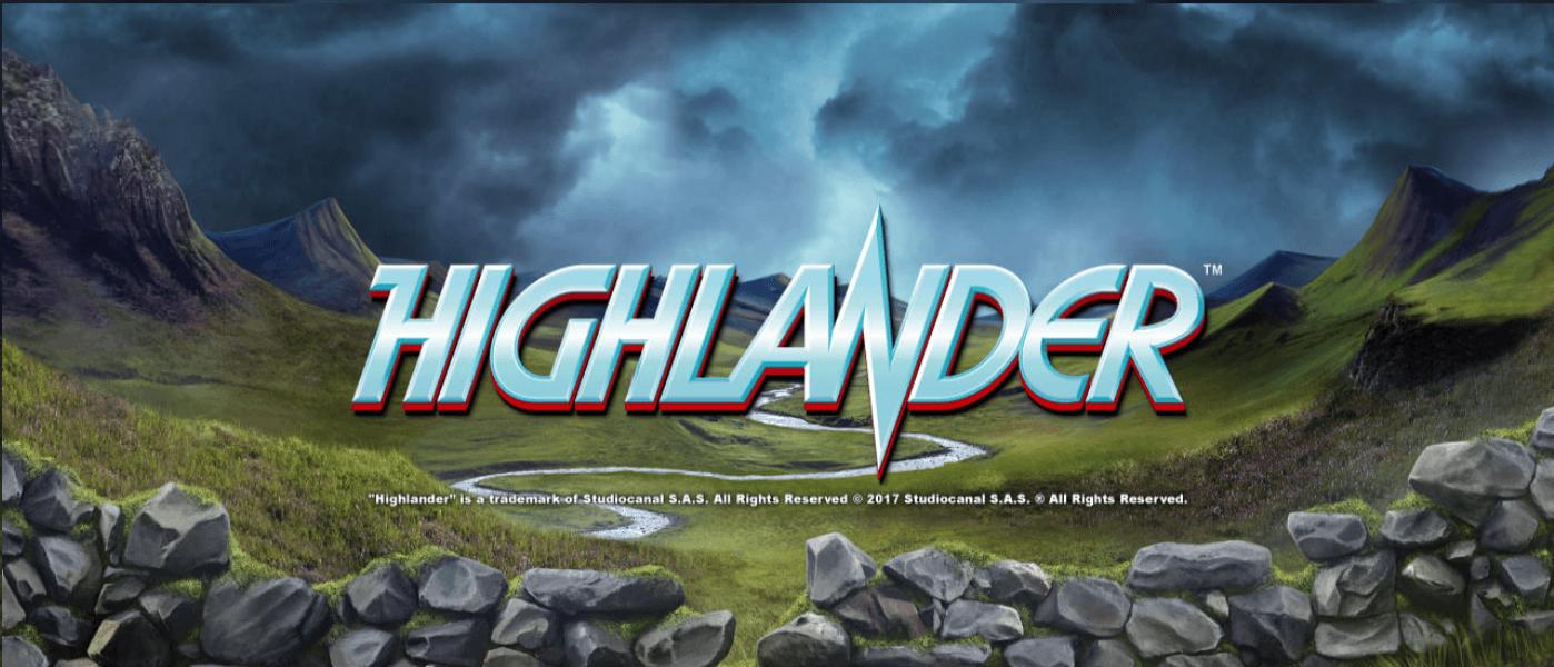 Highlander slot