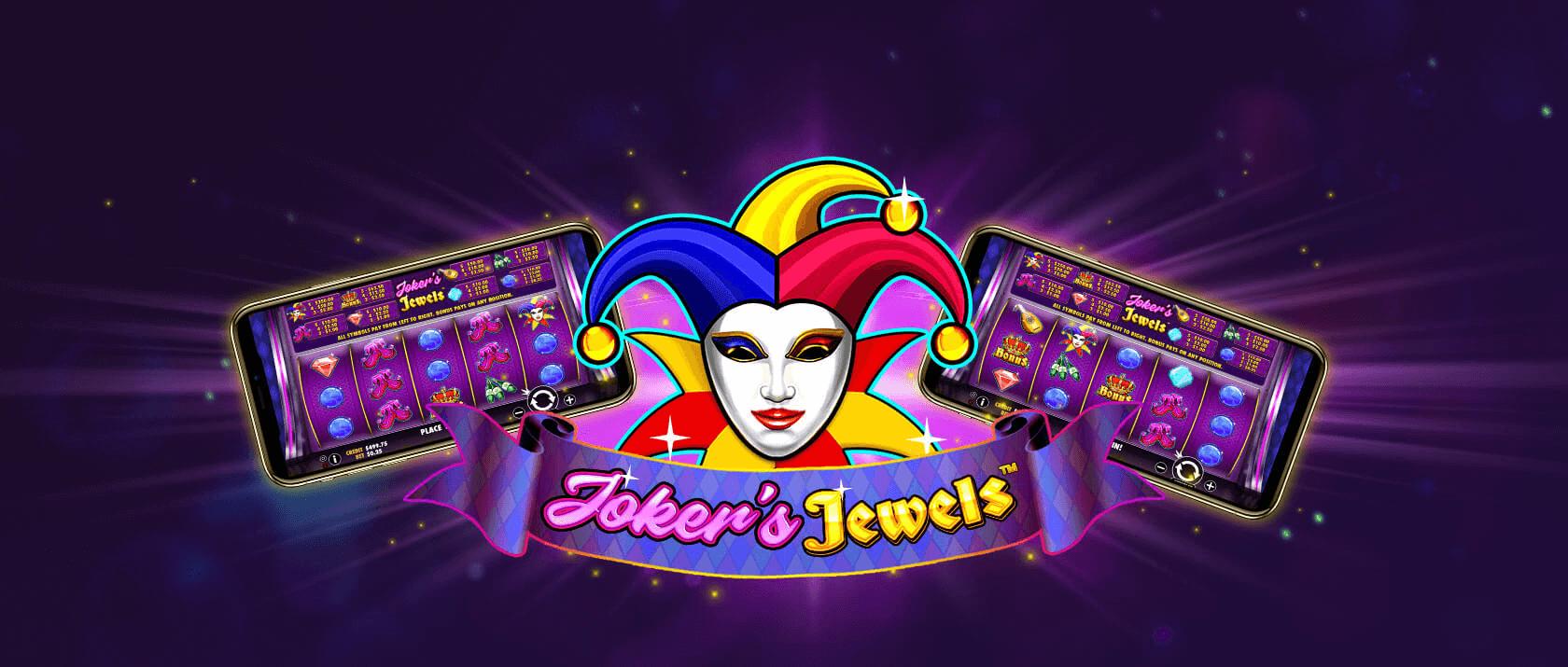 Joker'S Jewels slot: Play with $210 Free Bonus! | YummySpins