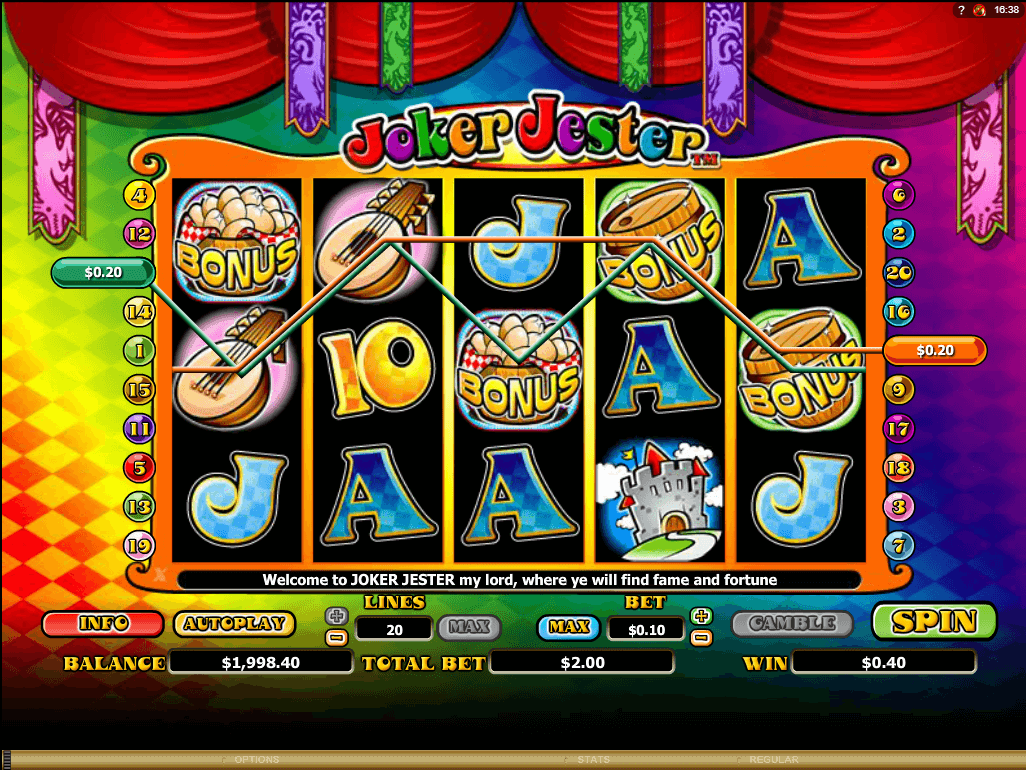 Game Slot Online Deposit