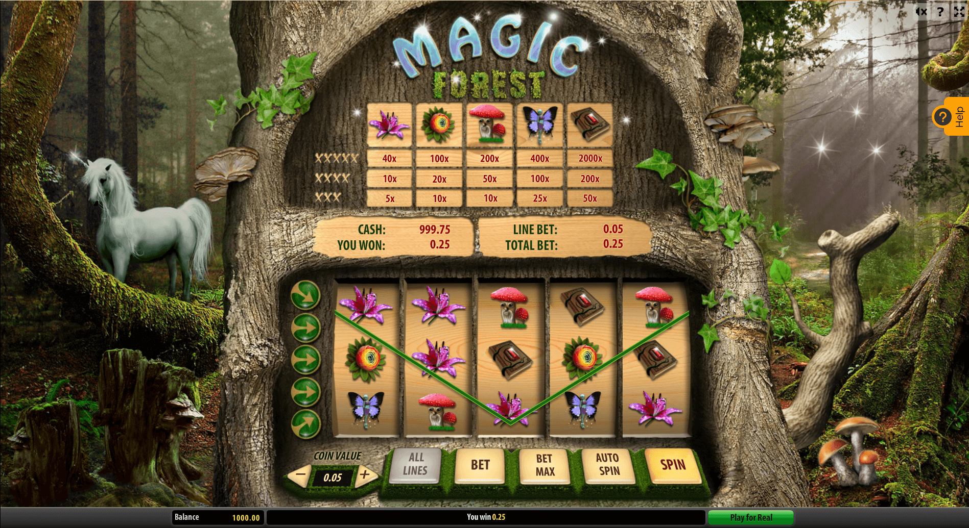 Magic Forest Slots