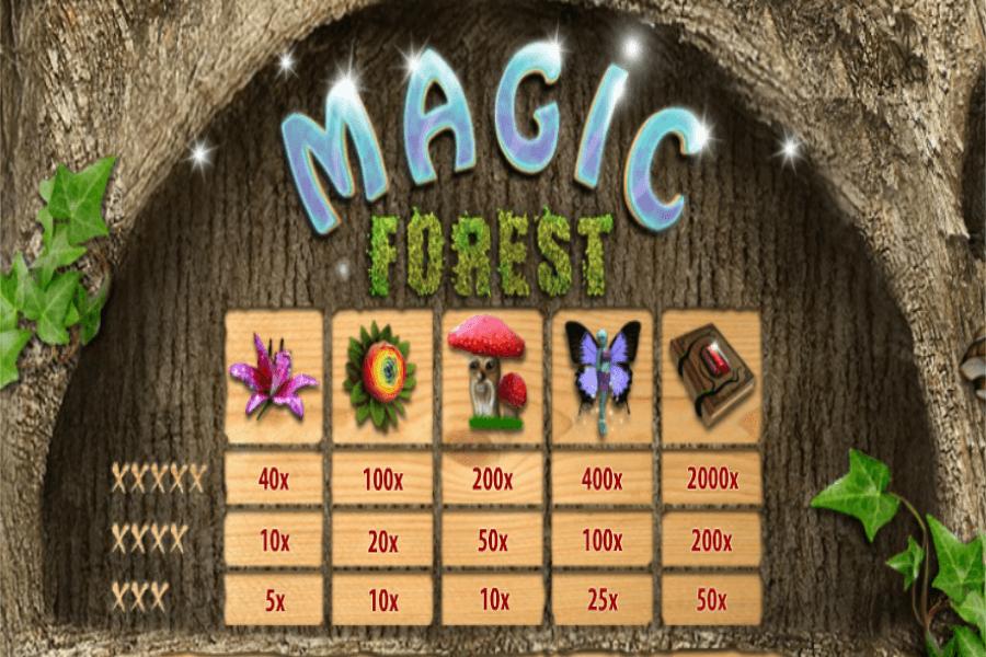 Micro Magic Forest slot