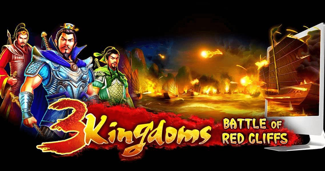 3 Kingdoms Battle Of Red Cliffs slot