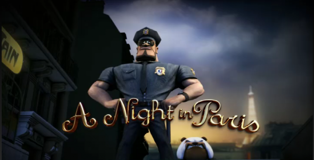 A Night In Paris Jp slot
