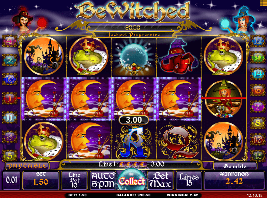 Bewitched Free Online
