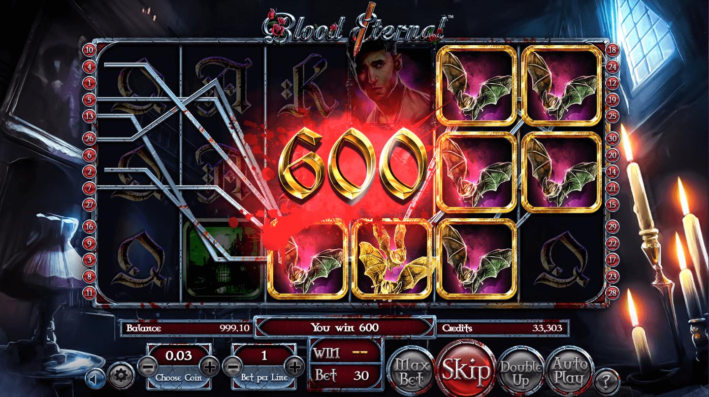 Blood Eternal Slot Machine