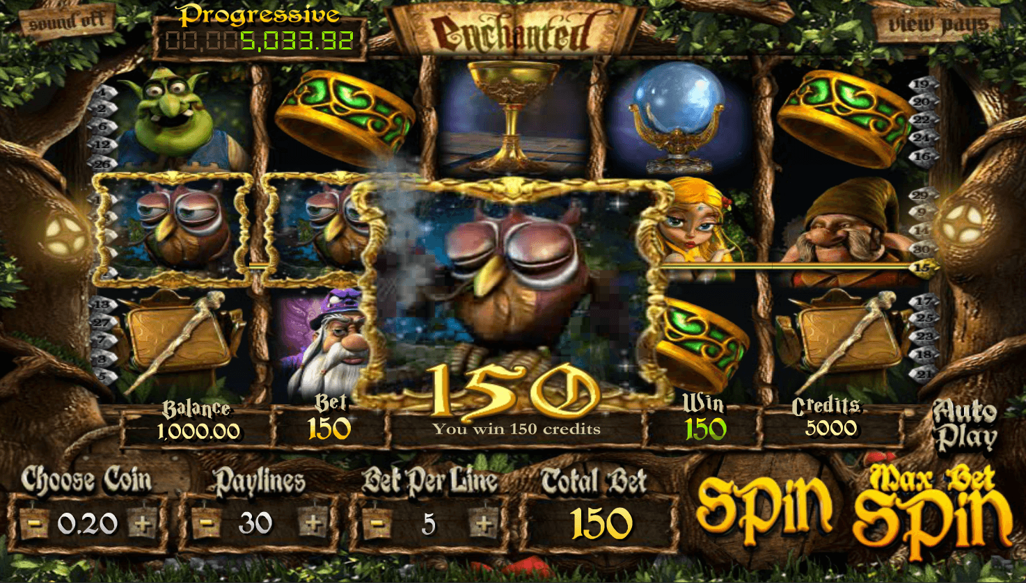 Spiele Enchanted Fairy - Video Slots Online