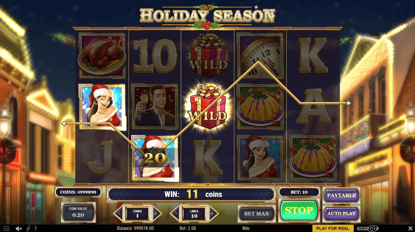 Season Slots