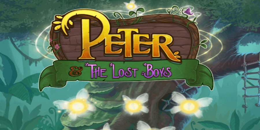 Peter and the Lost Boys slot