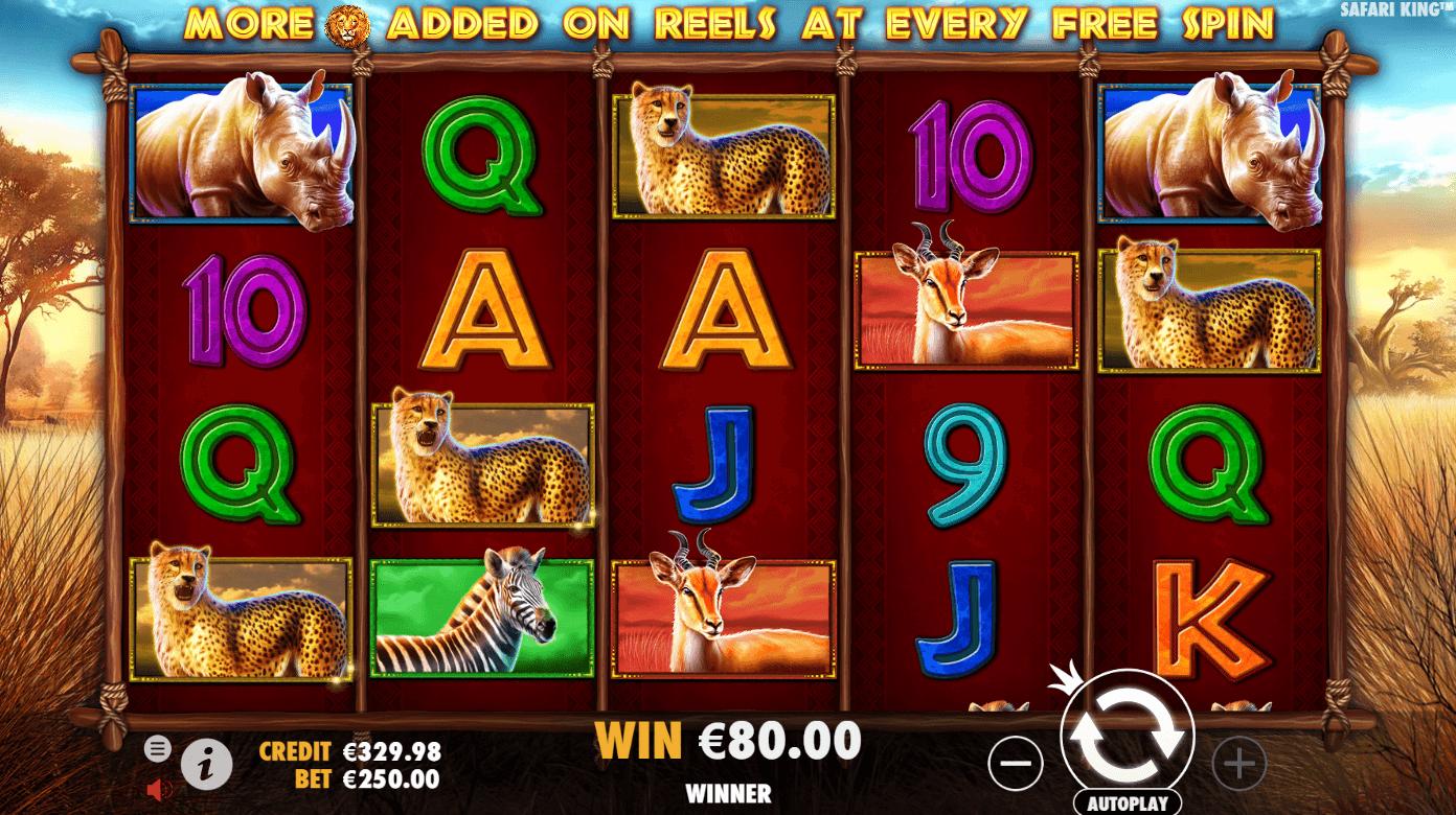 Free Slot Game Safari