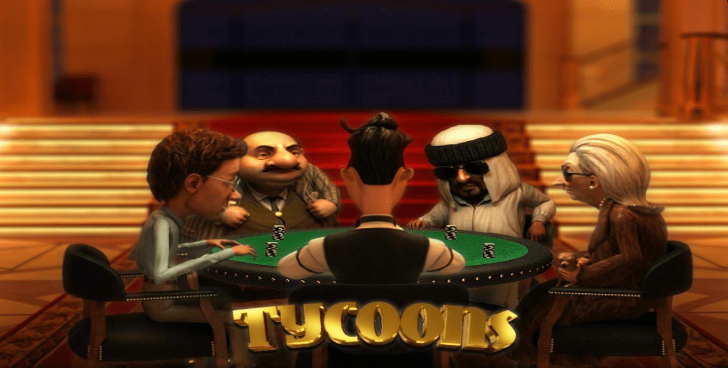 Tycoons Plus slot