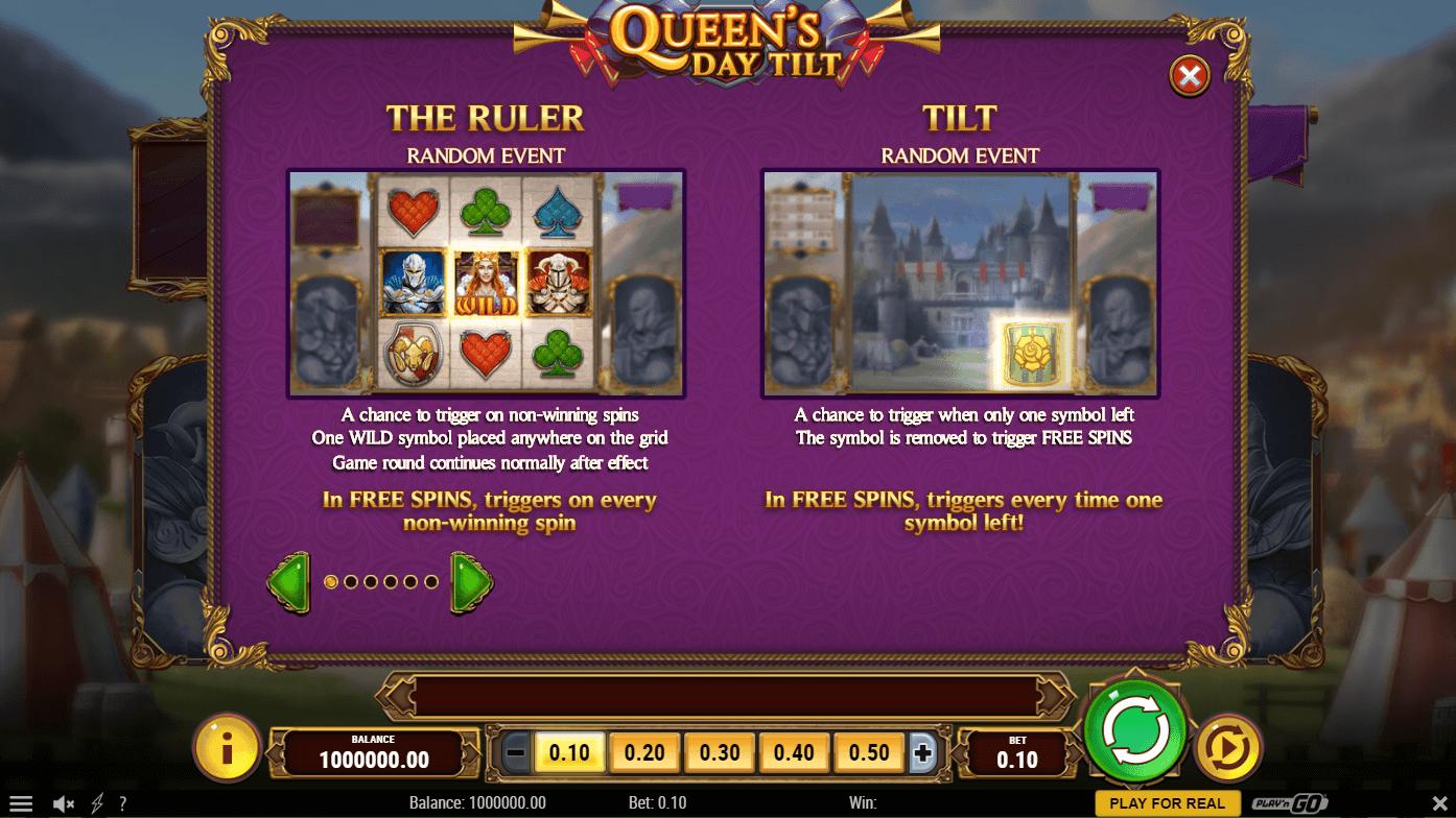 Spiele QueenS Day Tilt - Video Slots Online
