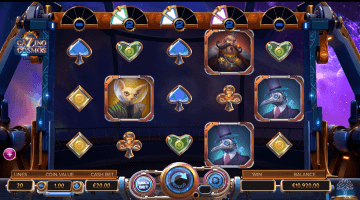 Spiele Cazino Cosmos - Video Slots Online