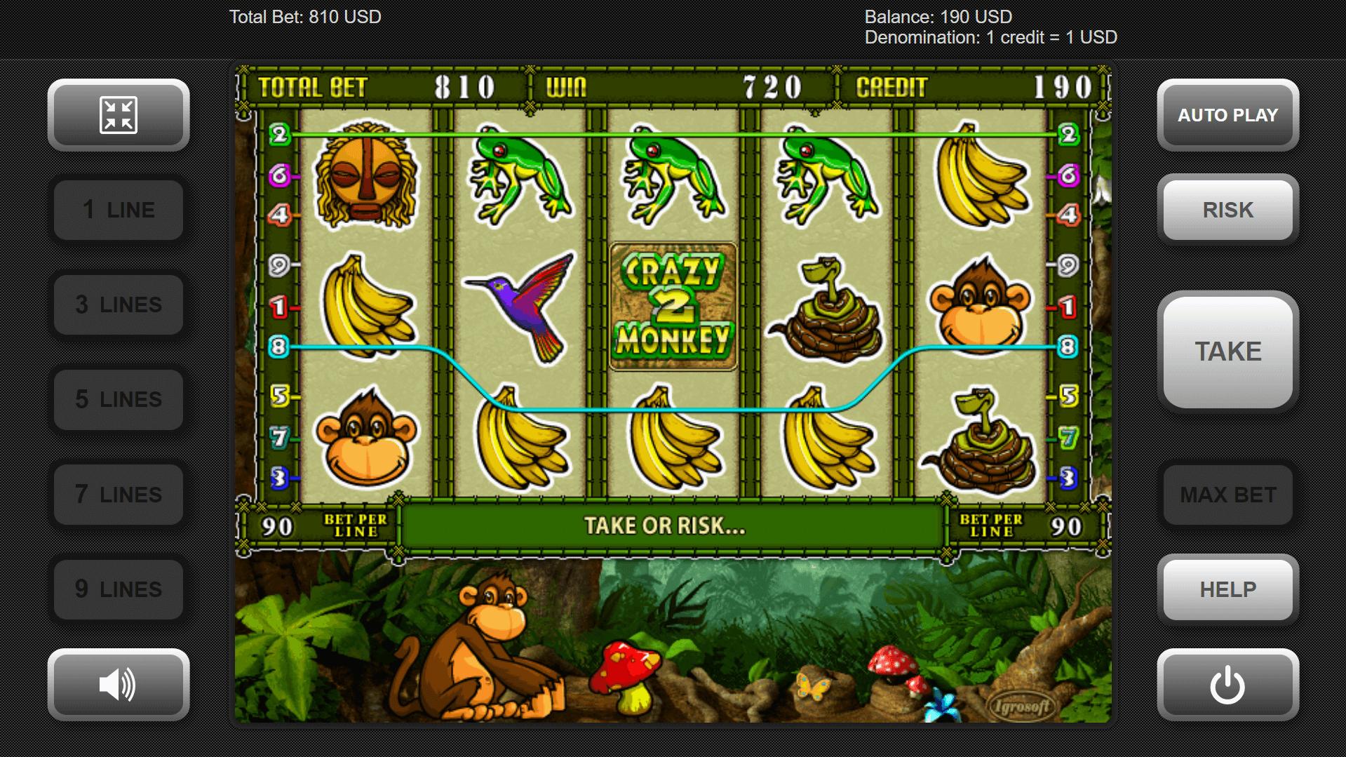 Spiele Mad Monkey 2 - Video Slots Online